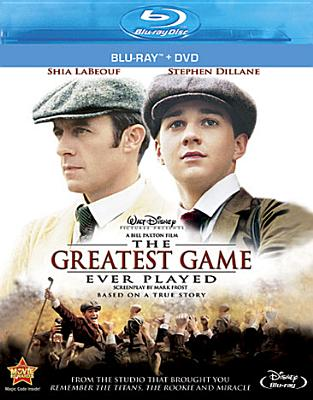 GREATEST GAME EVER PLAYED BY PAXTON,JAMES (Blu-Ray)